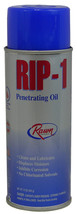 Rawn 37001 RIP-1 Penetrating Oil Cleans & Lubricates, Displaces Moisture - $4.99