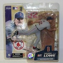 Derek Lowe Boston Red Sox McFarlane Action Figure Debut new MLB Series 5... - $22.27