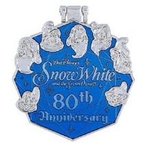 Disney Snow White and the Seven Dwarfs 80th Anniversary Artist Proof Hinged pin - $24.49