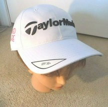 Taylor Made Red Share MS Adjustable Hat Baseball Cap--FREE SHIPPING! - $9.67