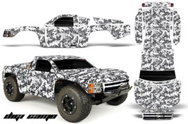 Amr Rc Graphic Decal Kit Upgrade Proline Chevy Silverado 4 Traxxas Slash - Camo - $29.65