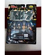 KISS  Racing champions   (BLACK PROWLER) - $10.00