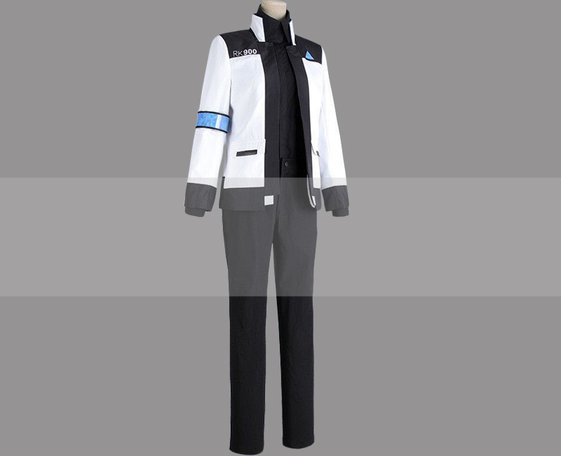 Detroit become human rk900 connor cosplay costume for sale