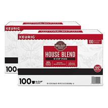 Wellsley Farms House Blend Medium Coffee Roast Pods Single-Serve Cups K-... - $115.96