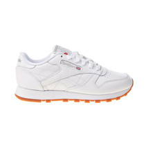 Reebok Classic Leather Women's Shoes White-Gum 49801 - $75.00