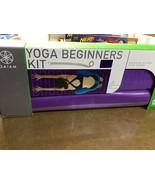 Gaiam Yoga for Beginners Kit - $19.87