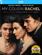 My Cousin Rachel [Blu-ray + DVD]