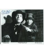 Richard Kiel signed Wild Wild West, as Voltaire. - $20.95