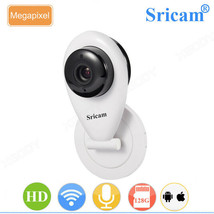 Mini 720P Wireless WiFi Network IP Camera Indoor IR Night Vision Securit... - $41.60