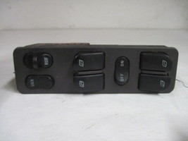 Drivers Master Window Switch Saab 9-3 1999 99 00 01 02 Hatchback Sunroof 454510 - $33.07