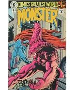Comics' Greatest World Monster Week 4 Arcadia Dark Horse 1993 Comic Book - $2.70