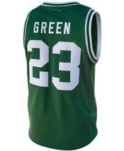 Draymond Green #23 College Basketball Custom Jersey Sewn Green Any Size image 2