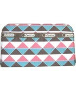 NWT LE SPORTSAC PINK PYRAMID  LILY WALLET/CLUTCH - €27,81 EUR