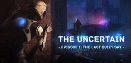 The Uncertain Episode 1 PC Steam Code Key NEW Download Game Fast Region Free - $6.48
