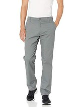 LEE Men's Performance Series Extreme Comfort Slim Pant (40W x 30L|Vintage Gray) - $34.85