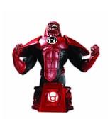 Green Lantern DC Direct Blackest Night Red Lantern Bust Atrocitus SIGNED - $409.90