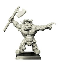 Spellcrow Game Miniatures Orc with The Great Axe