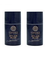 Pack of 2 Versace Dylan Blue Deodorant Stick 2.5oz 75ml each * Low Ship - $76.43