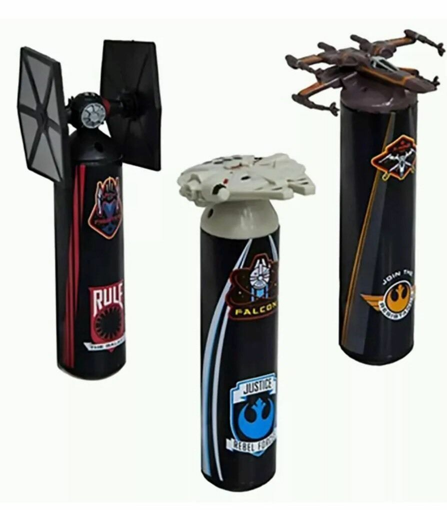 Brand New SwimWays Star Wars 3D Dive Ships Sticks Pool Toys
