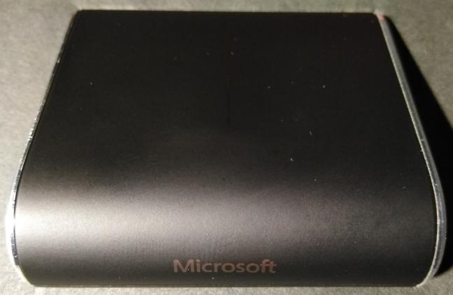 Microsoft Wedge Mouse Wireless Bluetooth Bluetrack Technology