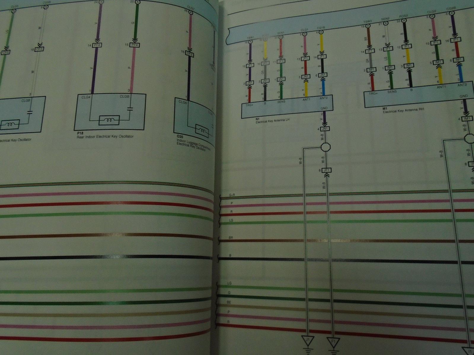 Rx 350 Wiring Diagram