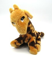 "Dakin Giraffe Vintage all Plush Stuffed Animal Toy 1983 9"" Made in Korea - $17.32"