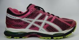 Asics Gel Cumulus 17 Chaussures Course Femme Taille US 10 M(B) Eu 42 Rose T5D8N - $43.88