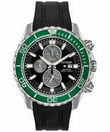 Citizen Eco-Drive Men's Promaster Diver Black Rubber Strap Watch CA0715-03E - $241.54