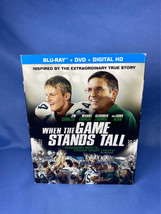 When the Game Stands Tall [2 Discs]  [Blu-ray/DVD] - $4.99