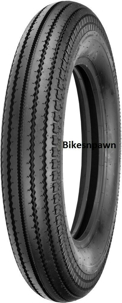 New Shinko Classic 270 Front, Rear 5.00-16 Motorcycle Tire 69 S 87-4620
