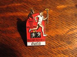 Coca Cola Atlanta Olimpiadas Pin de Solapa - Vintage 1996 Georgia EE.UU.... - $24.62
