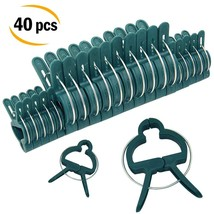 Sago Brothers Plant Clips, Orchid Clips 40 PCS, Tomato Support for Climb... - €10,07 EUR