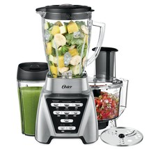 Oster Pro 1200 Blender 3 in 1 with Food Processor Attachment and XL Pers... - $129.99