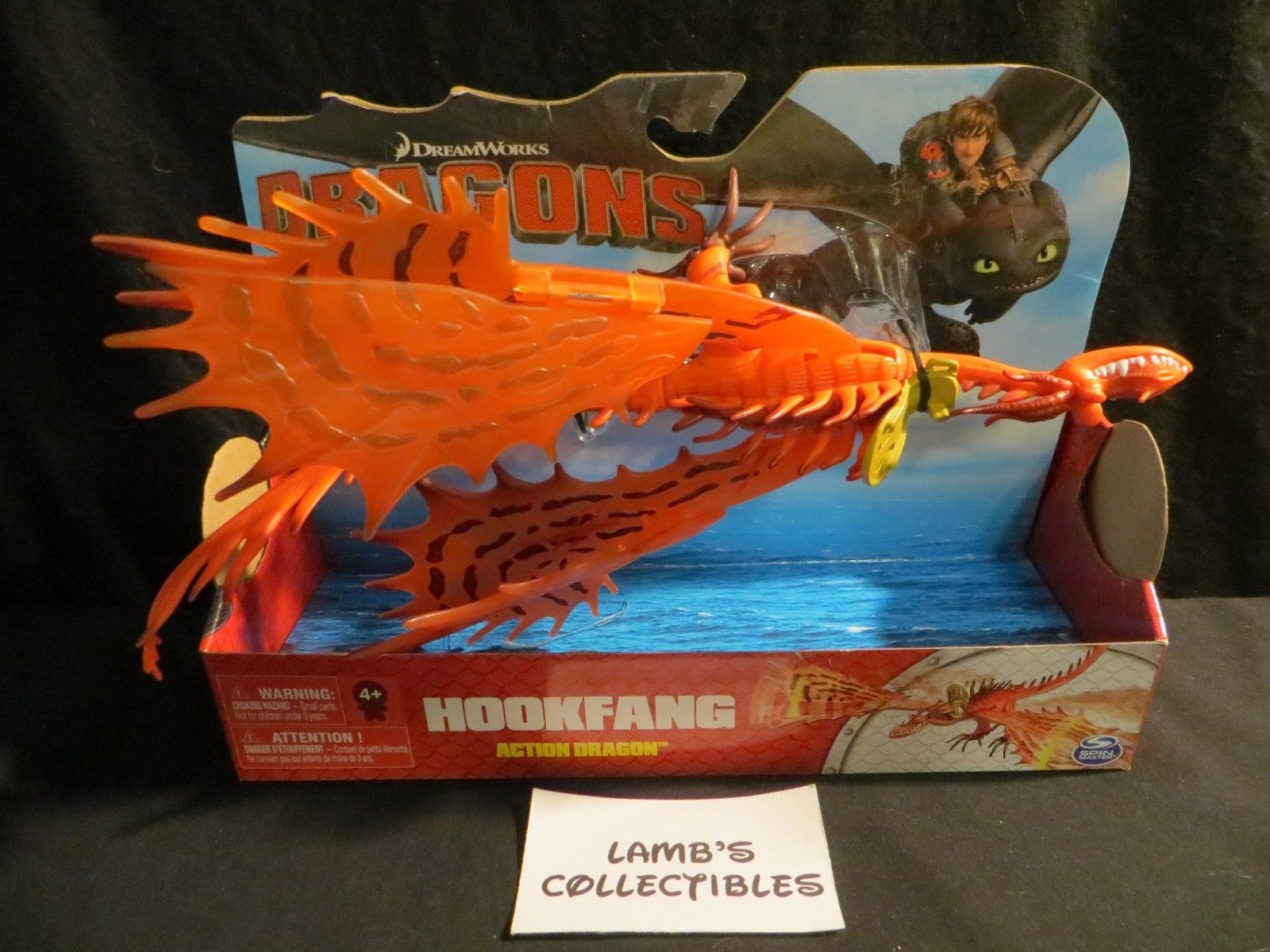 Hookfang action dragon dreamworks dragon how and 50 similar items hookfang action dragon dreamworks dragon how to train your dragon action figure ccuart Image collections