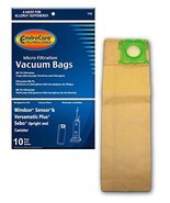 EnviroCare Replacement Micro Filtration Vacuum Cleaner Dust Bags for Win... - $12.64
