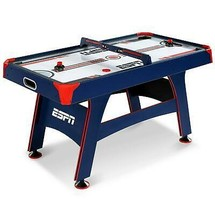 Air Hockey Game Table with Overhead Electronic Scorer and Fast Puck Action - $464.19