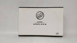 2008 Buick Enclave Owners Manual 73016 - $25.47