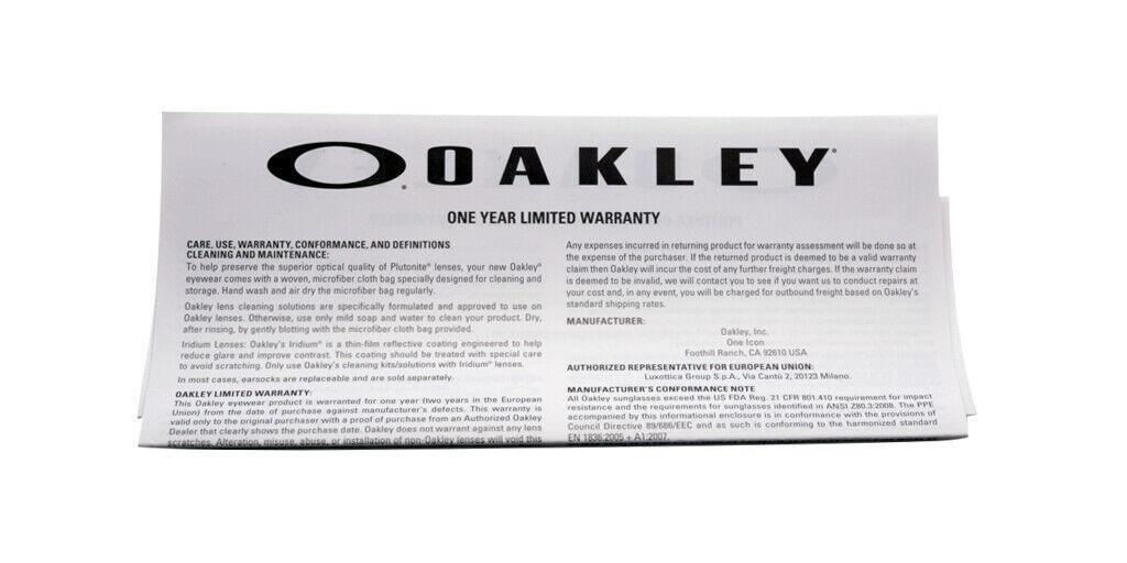 Oakley die Schneider Herren Damen Runde Sonnenbrille Oo4137-03 Satin Schwarz /