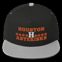 Houston Asterisks Hat / Houston Asterisks Flat Bill Cap image 3
