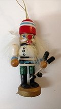 Nutcracker Wooden Ornament (K) - $7.50