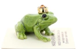Hagen-Renaker Miniature Ceramic Frog Figurine Birthstone Prince 11 November image 2