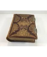 1886 Illustrated Holy Bible - Parallel Column - 2000 Scripture Illustrat... - $499.99