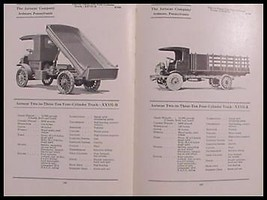 1923 Handbook of Automobiles Hand Book Auburn Cadillac DeSoto Packard Bu... - $58.41