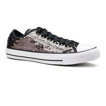 Women's Converse Chuck Taylor All Star Sequin Sneakers  SIZE 7 NWB - $85.99