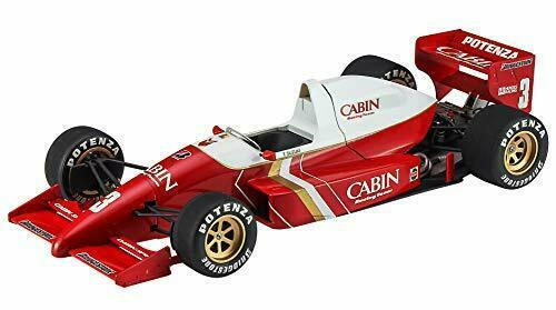 Primary image for Hasegawa 1/24 cabin Reynard 89D Model Car 20397