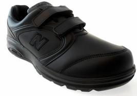 NEW BALANCE WW812VK WOMEN'S BLACK COMFORT WALKING SHOES Size 5 (D)Wide - $52.79