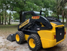 2014 NEW HOLLAND L225 For Sale In Jupiter, Florida 33458 image 1