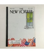 The New Yorker July 4 2011 Full Magazine Theme Cover by George Booth - $12.30