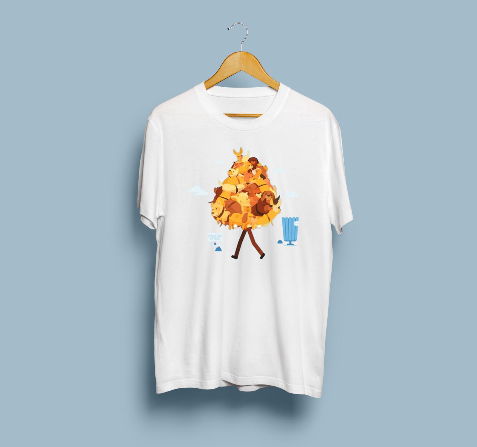 HOT SALE Dog Collector Gildan T-shirt Size S To 2XL