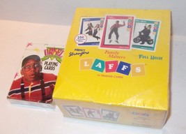 LOT Vin Trading + Playing Cards PStrangers Family Matters Full House Laf... - $14.99
